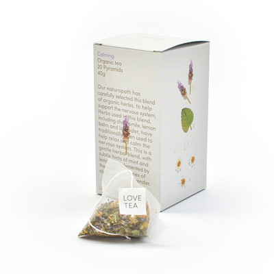 Love Tea - Calming Organic Tea