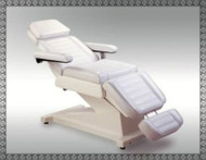 Electric Lift Facial Bed