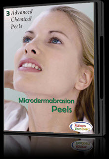 Instructional dvd microderm chemical peels a1afacial for A lenox nail skin care salon