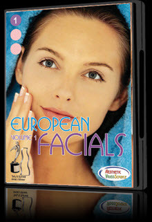 Dvd european facials vol 1 a1afacial for A lenox nail skin care salon