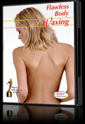 dvd Flawless Body Waxing