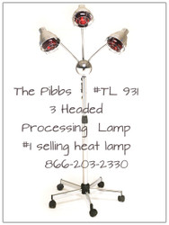 Pibbs 3 Head Lamp