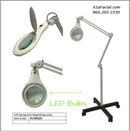 Californian LED Magnifying Lamp