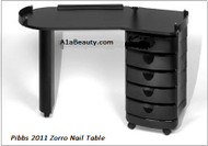 Manicure Table PIBBS 2011 Zorro