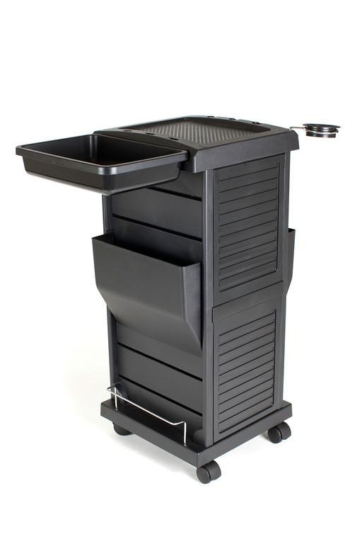 Stylist lockable salon trolleya1afacial for A lenox nail skin care salon