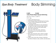 Spa Body Treatment Unit