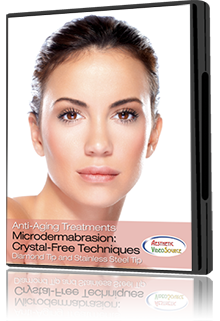 Instructional dvd crystal free microdermabrasion a1afacial for A lenox nail skin care salon