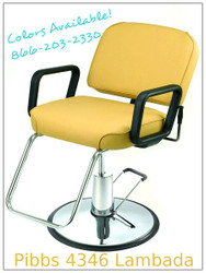 Pibbs Lambada 4346D All Purpose Chair