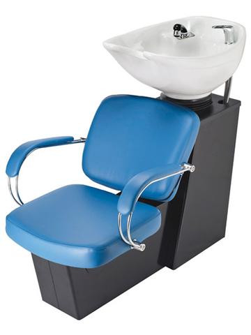 Pibbs 3950w latina backwash white bowl a1afacial for A lenox nail skin care salon