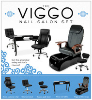 Viggo Nail Salon Set