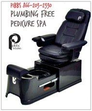 Pibbs PS92 Footsie Plumbing Free Pedicure Spa