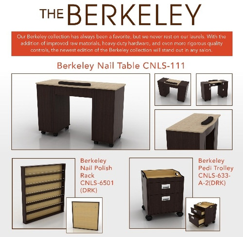 Berkeley manicure pedicure furniture a1afacial for A lenox nail skin care salon