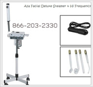 Facial Steamer with Hi Frequency
