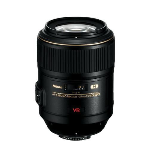 Nikon AF-S 105mm F2.8G ED-IF VR Micro Nikkor