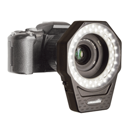 Lumahawk LMX-LD48A LED Ring Light