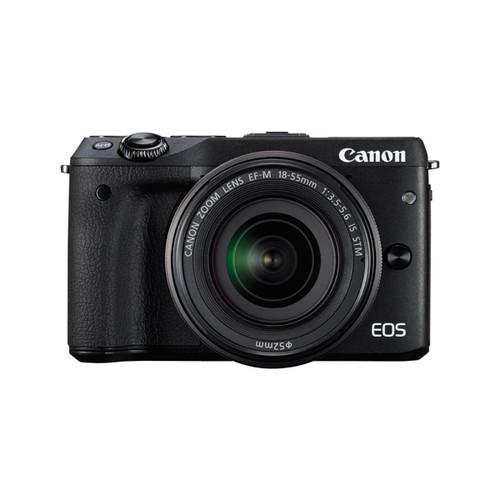 Canon EOS M3 18-55mm IS STM Kit Black