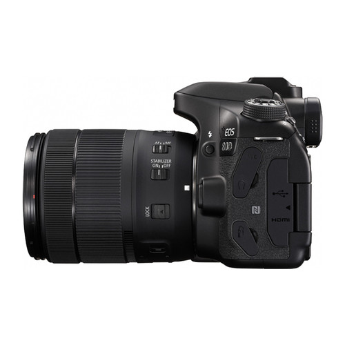 Canon EOS 80D 18-135mm F3.5-5.6 IS USM Kit