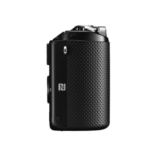Sony A5000 16-50mm F3.5-5.6 Kit Black