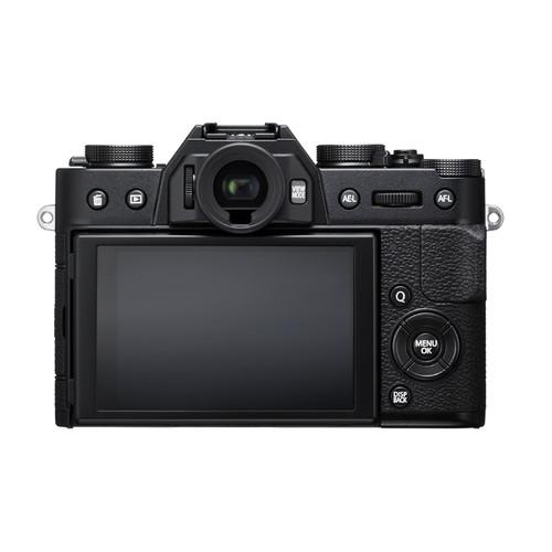 Fujifilm X-T20 16-50mm F3.5-5.6 OIS II Kit Black
