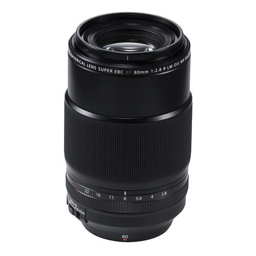 Fujifilm Fujinon XF 80mm Macro F2.8 R LM WR Lens