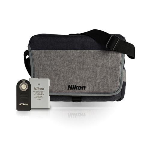 Nikon DX Accessory Bundle