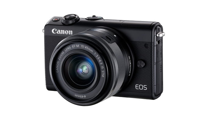 New Canon EOS M100, 85mm F1.4L and  Tilt Shift Lenses Coming Soon