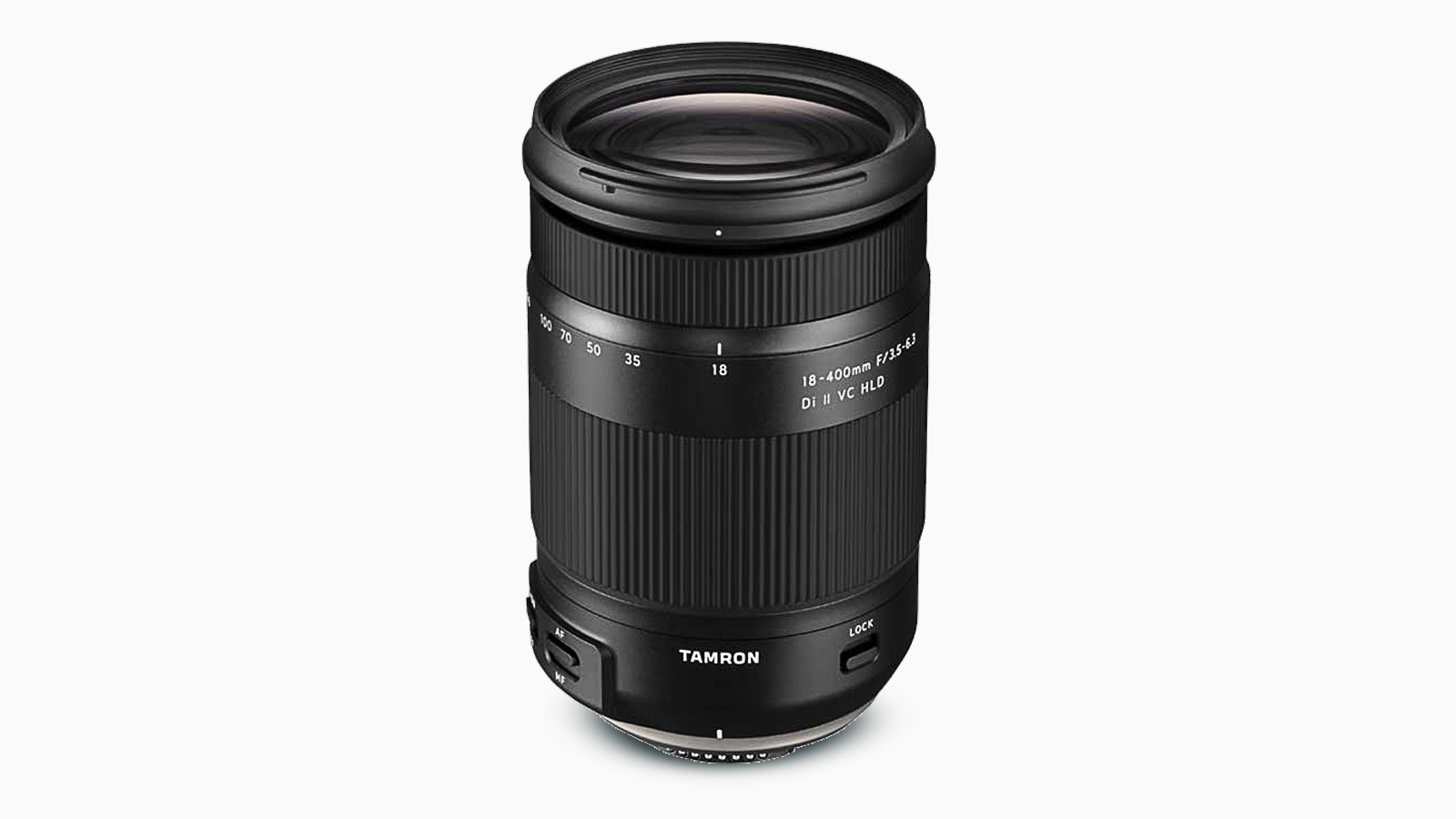 Tamron Introduces World's First 18-400mm Lens