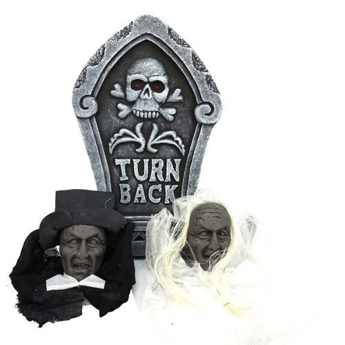 Turn Back Tombstone