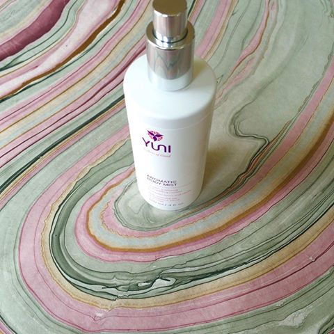 aromatic body mist