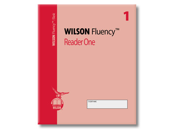 Wilson Fluency / Basic Reader 1 (6 Pack)