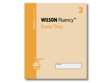 Wilson Fluency / Basic Reader 3 (6 Pack)