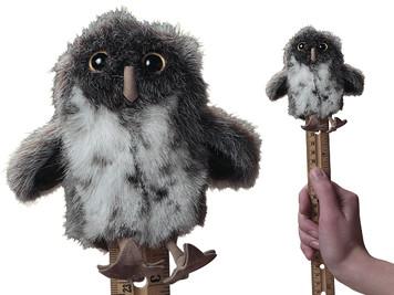 Baby Echo Owl Finger Puppet