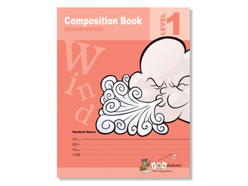 Fundations Composition Book 1 (10-Pack) Second Edition