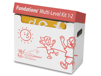 Fundations Multi-Level Kit 1-2