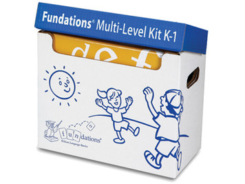 Fundations Multi-Level Kit K-1