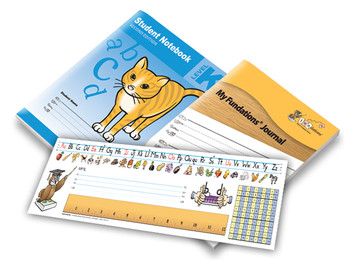 Fundations Student Consumables K (10-Pack) Second Edition