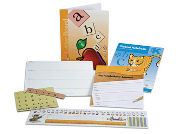 Fundations Student Kit K Second Edition