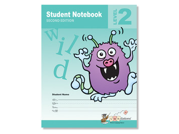 Fundations Student Notebook 2 (10-Pack) Second Edition
