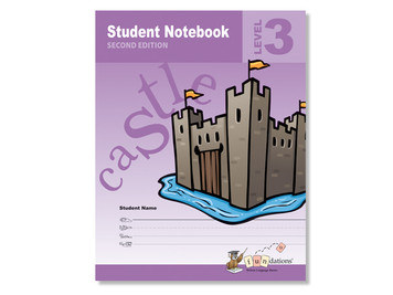 Fundations Student Notebook 3 Second Edition