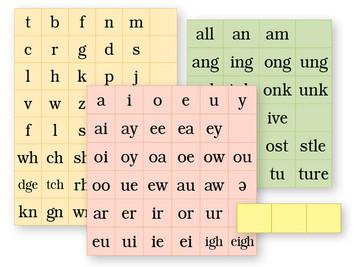 Magnetic Letter Tiles 3