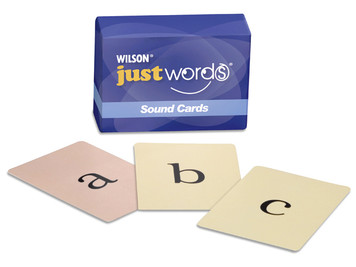 Just Words Sound Cards