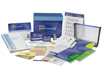 Just Words Teacher's Kit