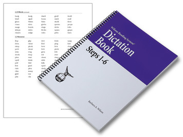 Dictation Book (Steps 1-6)
