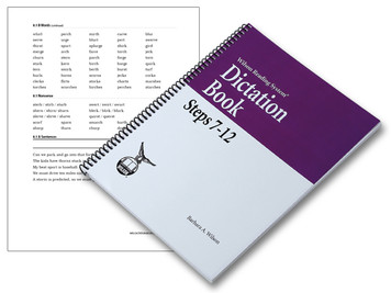 Dictation Book (Steps 7-12)