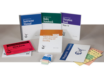 WRS Basic Instructor Kit