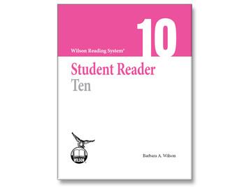 WRS Student Reader 10