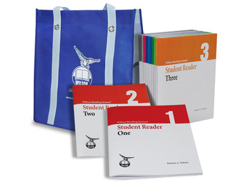 WRS Student Readers 1-12 Set (In WRS Tote Bag)