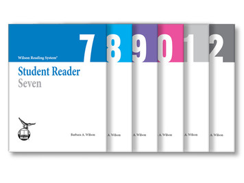 WRS Student Readers 7-12 Set