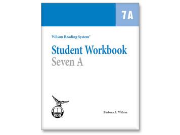 WRS Student Workbook 7 A