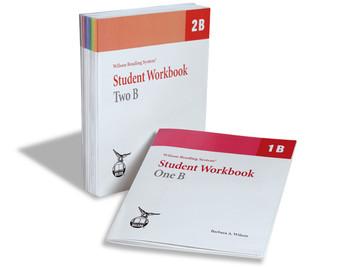 WRS Student Workbooks 1-12 B Set
